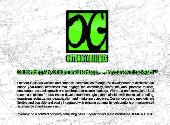Outdoor Galleries -